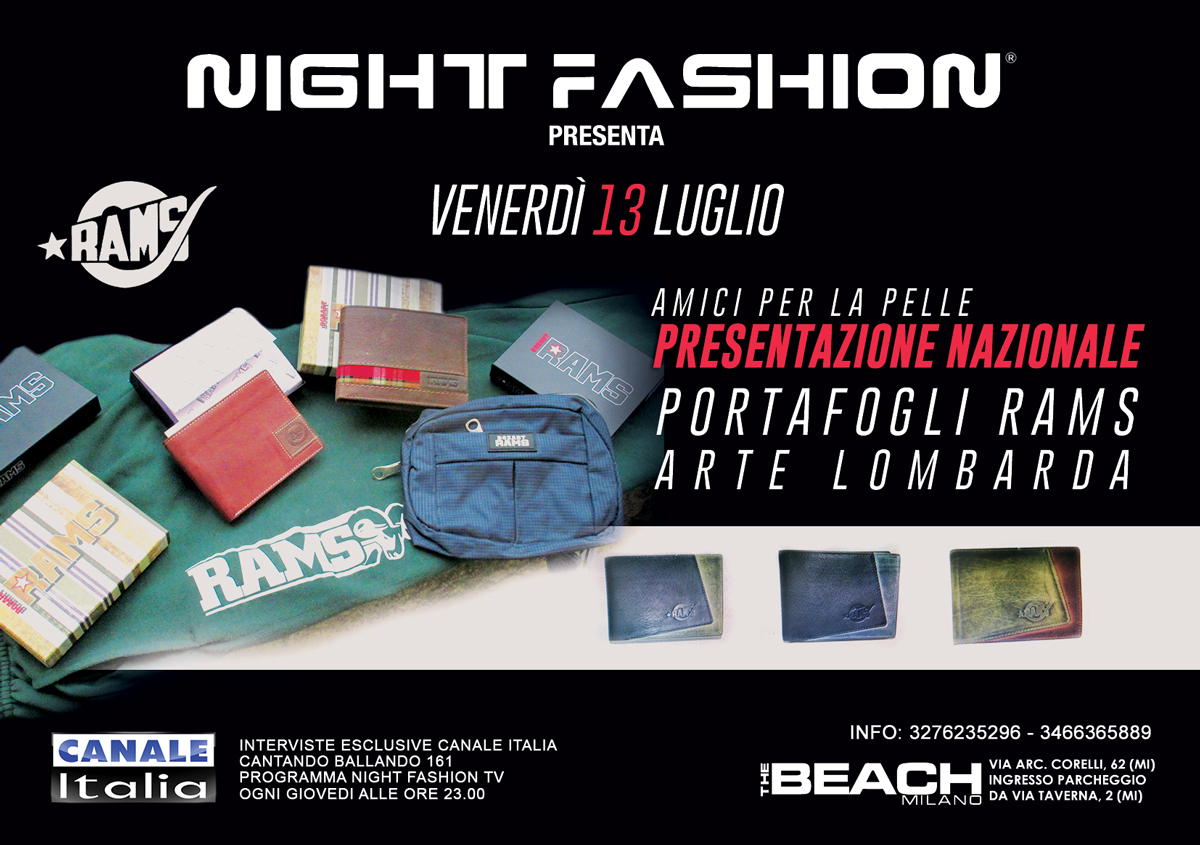 The beach   13luglio rams retro